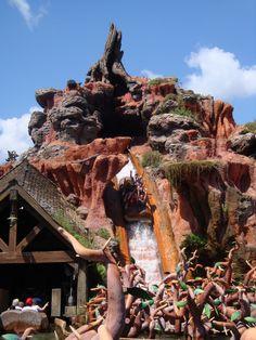 Splash Mountain, Magic Kingdom