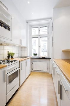Apartment Galley Kitchen Decorating Ideas | Kitchens and Designs