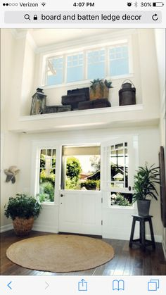 like the glass top of the half door & ledge above front door | Here is a link that might be useful ...
