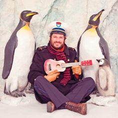 Pinguïnlied - De winter van Kapitein Winokio (boek+cd) by Kapitein Winokio by Kapitein Winokio, via SoundCloud