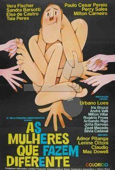 Cartaz de As Mulheres Que Fazem Diferente (1974)