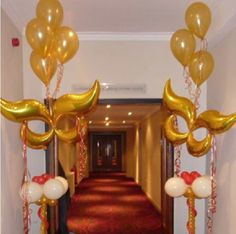 masquerade balloons | Copyright. Chesters Party Shop, 47 Portland Street, Troon, Ayrshire ...