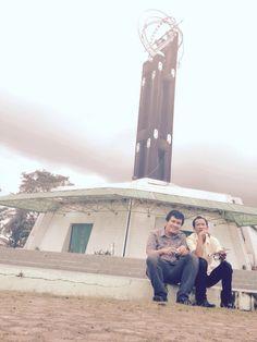 Equator in West Borneo