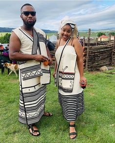 there are some incredible styles you can see with TRADITIONAL XHOSA AND ZULU that will make you the center of attention at any occasion African Fashion Skirts, South African Fashion, African Fashion Designers, African Print Dresses, African Print Fashion, African Dress, African Prints, Xhosa Attire, African Attire