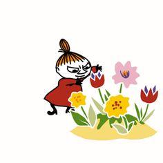 Little My Moomin, Moomin Wallpaper, Moomin Valley, Childhood Stories, Cartoon Photo, Tove Jansson, Funny Illustration, Printable Art, Drake