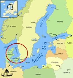 For those who want to know, where Kattegat is. #Vikings #Scandinavia