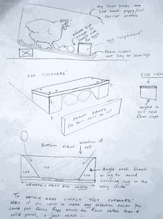1000 Images About Chickens On Pinterest Nesting Boxes Nest Box And Chicken Nesting Boxes