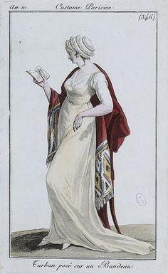 1801 Costume Parisien. (346)