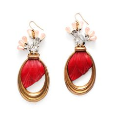 Lulu Frost 100 Year Earring #1