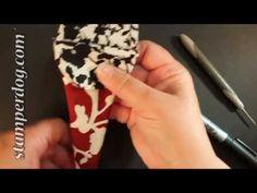 Scissor Pouch Video FINALLY! | Stampin' Up! Demonstrator Ann M. Clemmer & Stamper Dog Card Ideas