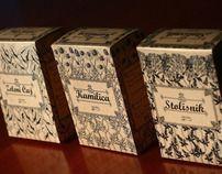 Aroma tea packaging