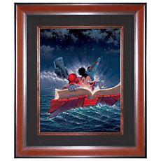 Mickey Mouse Giclée on Canvas