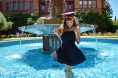 Graduation pictures  portrait  Arizona state university Senior