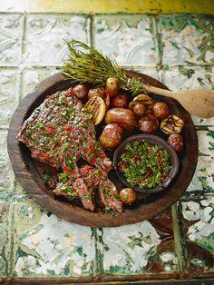Felicitas Pizarro's Skirt Steak Recipe!