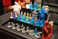 FRESH: Another look at all the minis in the new Ghostbusters game, seen at NY Comic Con http://mashable.com/2015/10/09/ghostbusters-board-game-photos/?utm_content=bufferc7964&utm_medium=social&utm_source=pinterest.com&utm_campaign=buffer#ZUsMT10jtuqo