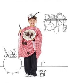 35+ Easy Homemade Halloween Costumes for Kids   Parenting