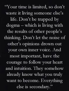 Heart and intuition