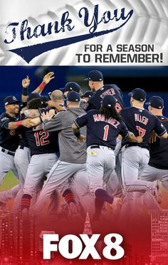 Indians 2016 Go Tribe!                                                                                                                                                                                 More