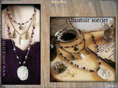 Onyx et arsenic Collection, Jewelry, Puertas, Beginning Sounds, Jewellery Making, Jewerly, Jewelery, Jewels, Jewlery