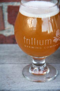 Trillium Brewery, Fort Point, Boston