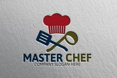 Chef logo designs can be found free in online or even you can create them by yourself. Logo design website come with premium features which will make sure that you will get the best design of a logo for your chef's. Business Branding, Logo Branding, Branding Design, Logo Design, Brand Identity, Badge Template, Logo Templates, Catering Logo, Chef Logo