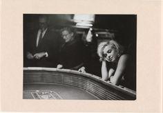 Marilyn Monroe durante le riprese del film Gli Spostati, 1960 Eve Arnold (1912–2012)