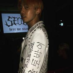 "BIGBANGのG-DRAGON、個性的なファッションを披露""ソウルっ子"" - ENTERTAINMENT - 韓流・韓国芸能ニュースはKstyle"