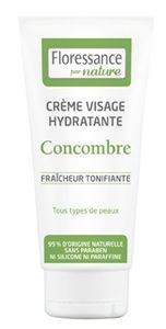 Crème Visage Hydratante - Concombre