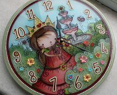 Gallery.ru / Часы детские вместе - Часы - enehi