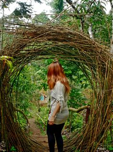 Hobbit House of Bukidnon: Attractions, Accommodations, and Photo Ideas - Alexis in the Bright Blue Dot The Hobbit, Attraction, Entrance, House Styles, Top, Blue, Inspiration, Biblical Inspiration, Entryway