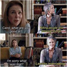 Lol Carol and Deanna #LDR