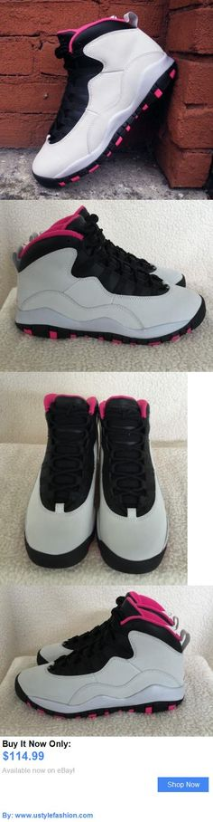 Children boys clothing shoes and accessories: Nike Air Jordan 10 Retro (Gs) Sz 9Y (Youth) 487211 008 BUY IT NOW ONLY: $114.99 #ustylefashionChildrenboysclothingshoesandaccessories OR #ustylefashion
