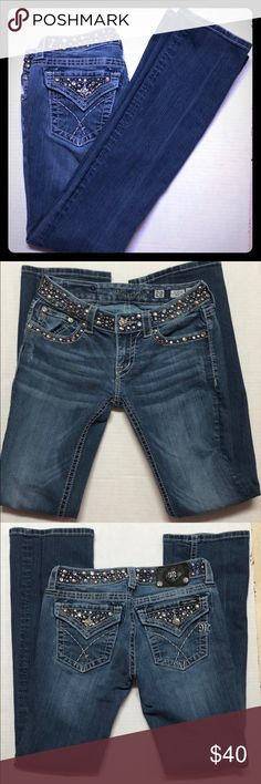 4ed9ac30412b8 Miss me jeans size 28 boot cut No issue with these jeans. They are in