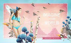 Imagine Your World | BODY GLOVE on Behance