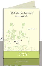 livret de messe tlcharger httpwwwlivret mariage - Exemple Livret De Messe Mariage