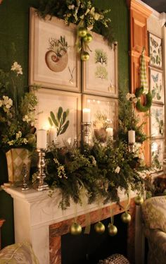 Colonial Designs * Holiday Decor *