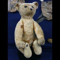 """1903 Steiff """"Rod"""" Teddy Bear"""