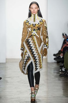 See the complete KTZ Fall 2015 Ready-to-Wear collection.