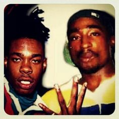 Busta and Pac
