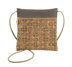 Cross Body Cork Bag
