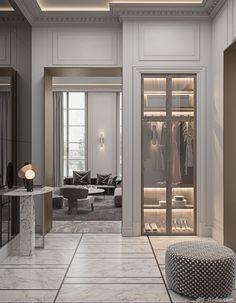 Interior design studio based in Kiev, Ukraine Interior Design Studio, Luxury Interior Design, Interior Architecture, Luxury Home Decor, Luxury Homes, Paris Arrondissement, French Interior, Modern Classic Interior, Villa