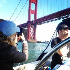 Sf sailing charter action come out and sail w captain Josh Waldman and Brody the wonder dog. Sailing Charters, Sailing Cruises, Humpback Whale, Golden Gate Bridge, Whales, Yachts, Instagram Posts, Action, Travel
