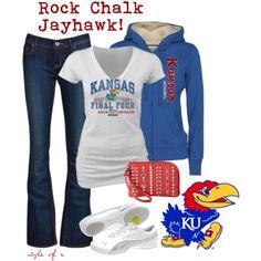 Outfit -- Kansas Jayhawks