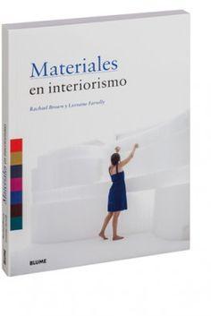 Materiales en interiorismo