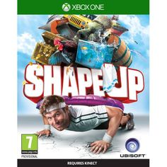 Was £54.99 > Now £6.43.  Save 88% off Shape Up (Xbox One) #6StarDeal, #Fitness, #Games, #LowestEver, #Under10, #VideoGames