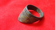 Roman Archer's Ring found during building works in Colchester