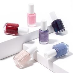 Essie fall collection εμπνευσμένη από τα 90s @ Elisabeth's Point
