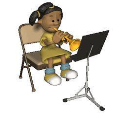estudiando musica