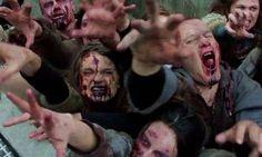 The Walking Dead prank terrifies New York City - Yahoo TV UK