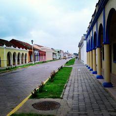 Tlacotalpan, Veracruz en Veracruz-Llave